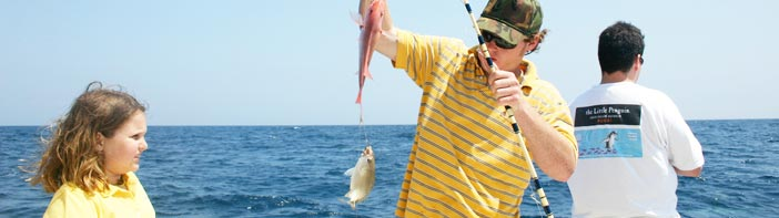 Deep Sea Fishing Tour